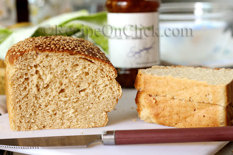Whole wheat brown bread