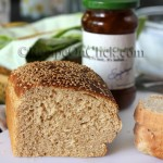 whole wheat brown bread recipe