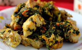 Suki Methi Machchi|Dry Fish Curry with Fenugreek leaves